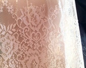 Lace, Chantilly Lace Fabric, Bridal Lace