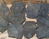 Aquarium Moss Rocks Small Black Lava Stones Plant Friendly Aquascaping 8 Stones