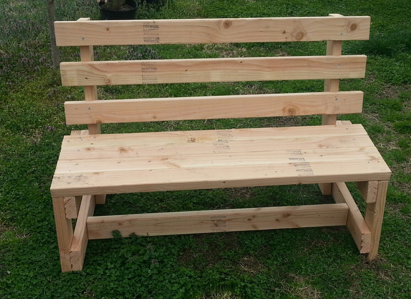 handmade wooden benches white wood garden bench solid handmade bench with back 4033