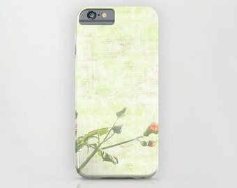 MOBILE SHELL, cell phone pocket, cell phone cover, art and photography, pastel,  Art Print,