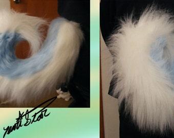 Fuzzy Husky Tail