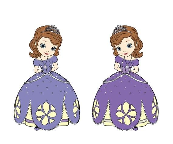 princess sofia free clip art - photo #15