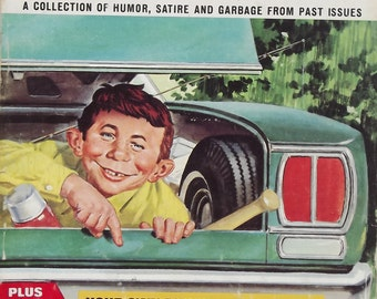 MAD Magazine 1960's Original 10th Anniversary Edition