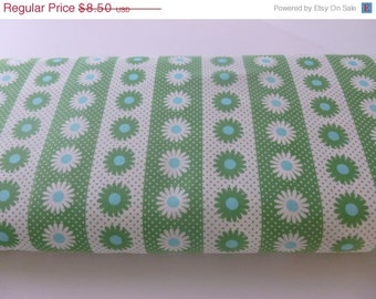 CLEARANCE Wide Floral Stripe Color D from Yuwa of Japan