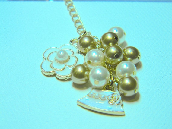 Items Similar To Purse  Pearls Planner Charm On Etsy-1842