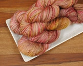 Mal on Cypress, Merino/Nylon Fingering Weight Hand-dyed Yarn