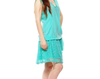 Mint Flapper Dress Great Gatsby Dress Bridesmaid Dress Plus Size 1920s Dress Charleston Dress
