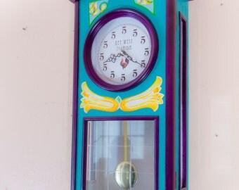 Key West Five O'Clock Clock - La Grande