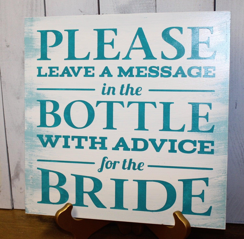 Elegant Wedding Shower Advice Book – Wedding