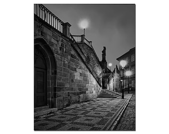 Prague Photography, Charles Bridge, Prague, Wall Art, Charles Bridge Photography, Travel Photography