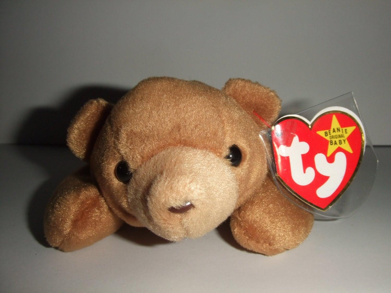 cubbie the bear beanie babies collection original 4010. Black Bedroom Furniture Sets. Home Design Ideas