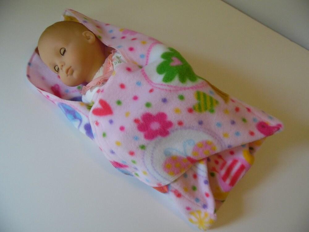Doll Swaddling Blanket For Baby Stella Bitty Baby Baby