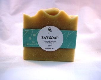 Bay Handmade Soap - Vegan, Cold Process, All Natural