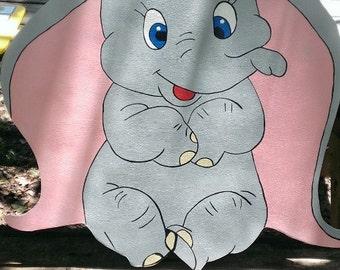 "30"" Wooden Dumbo Decoration"