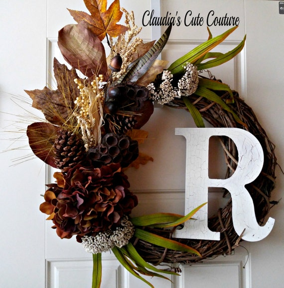fall wreath september wreaths for fall by claudiascutecouture