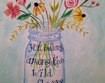 Music Inspired Watercolors: Tom Petty, Pearl Jam, Willie Nelson