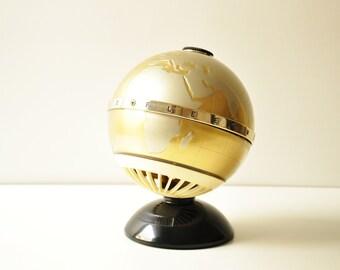 1962 Transistor Six Fleetwood Globe Radio - Working