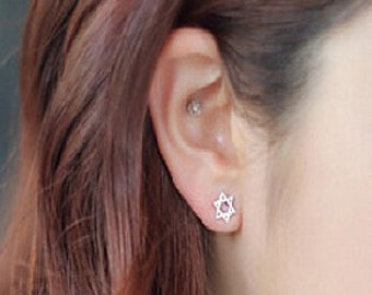 Star Night Stub Earring