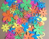 60 assorted Flower Candy Shop Cricut Die Cuts