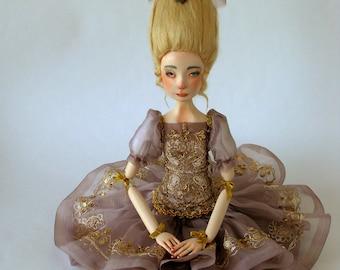 """Art doll OOAK """"Lilly"""""""