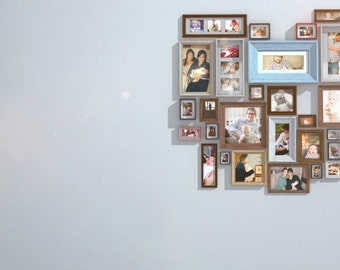 Custom Slideshow Video (Weddings, First Birthdays, Anniversaries, Graduation, Seniors, Lifetime)