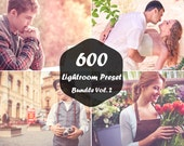 600 Lightroom Presets Bundle Vol.2