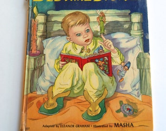 Vintage Book, Bedtime Stories
