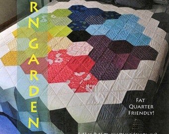 Quilt Pattern - Grandmother's Modern Garden