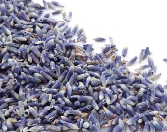 2lb SUPER BLUE LAVENDER Organic French Premium Bulk Dried Wedding Flower Toss Ecofriendly Biodegradable Confetti Bridal Shower Favor Sachet