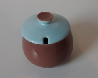 Langley Lucerne Preserve Pot, Jam, Compote, Made in England. Windmill Mark