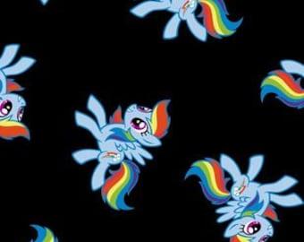 Rainbow Dash  MLP Fabric