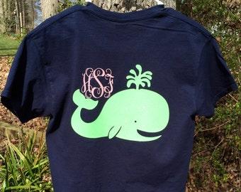 Sparkle Whale T-Shirt