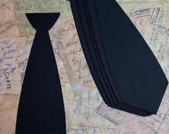 5 1/2 inch Die Cut Ties.    #UV-49