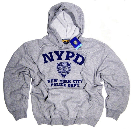2017 New Brand Modal T Shirt Police Dept Design T Shirts: NYPD Sweat Shirt Hoodie Officially Licensed Clothing Apparel