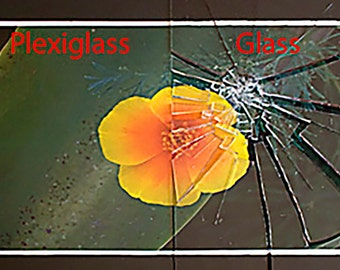 Clear Plexiglas For Picture Frames