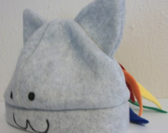Nyan Cat hat - Custom size, made to order