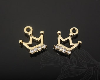 M921-20pcs-Gold Plated