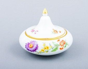 Box Meissen Porcelain