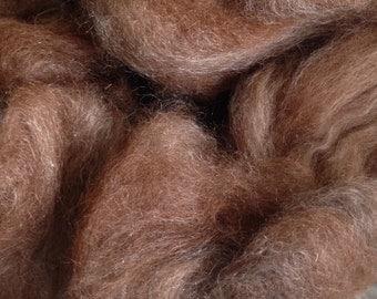 Alpaca Silk Mohair Roving