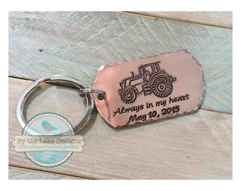 custom engraved keychain with your logo, pictures