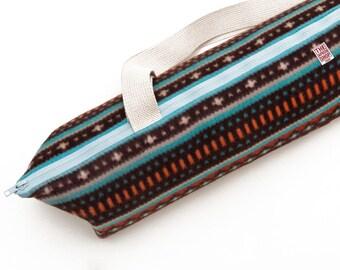 Fleece Yoga Bags