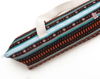 Navajo Fleece Yoga Bag