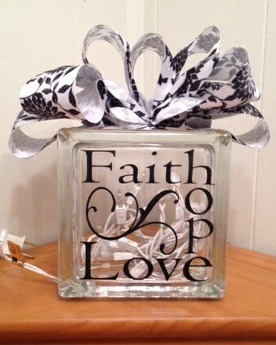 Faith home decor 28 images items similar to scripture for Faith decor