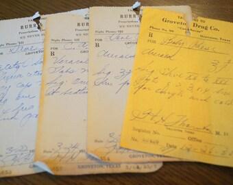 Vintage Prescriptions -Groveton, Texas