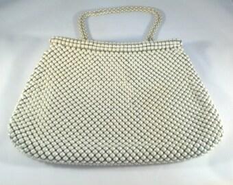 Vintage Whiting & Davis Alumesh Beaded Handbag