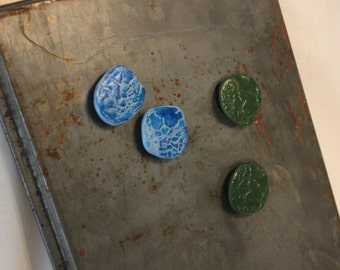 Clay Magnets