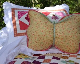 Butterfly Pillow Pattern