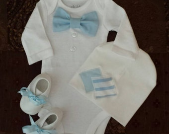 You searched for: baby boy coming home outfit! Etsy is the home to thousands of handmade, vintage, and one-of-a-kind products and gifts related to your search. No matter what you're looking for or where you are in the world, our global marketplace of sellers can help you find unique and affordable options. Let's get started!