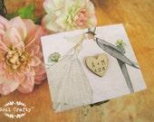 White Ring Bearer Box Rustic Wedding Woodland Wooden box Gift box Wedding decor gift idea