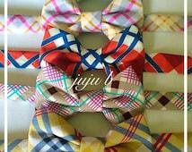 Argyle Bow Ties | Argyle Bow Ties, Kids Argyle Bow Ties | Mens Argyle Bow Tie | Baby Bow Ties | Plaid Bow Ties